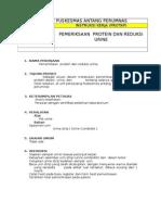 Protap Pemeriksaan Protein Dan Reduksi Urine