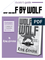 Wolf by Wolf Educator Guide