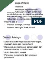 Ruang lingkup obstetri.ppt
