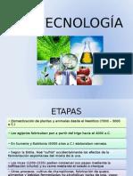 BIOTECNOLOGÍA INTRODUCCION