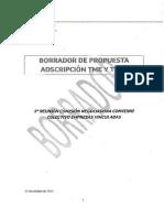Propuesta CEV Adscripcion TME TSol