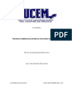 Tratados Comerciales Entre México y China (Su Corrupción)