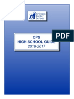 2016-2017 high school guide english