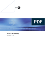 Wireless White Paper - Intra LTE Mobility
