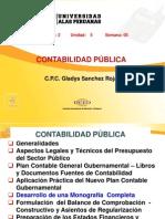 Contabilidad Pública - Semana 05
