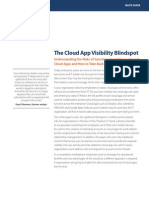 WP the Cloud App Visibility Blindspot