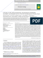 U–Pb ages, Sr–Nd- isotope geochemistry, and petrogenesis of kimberlites, kamafugites and phlogopite-picrites of the Alto Paranaíba Igneous Province, Brazil.pdf