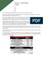 Datos Técnicos Del Puente Chilina