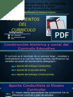 diapositivas de Curriculo por competencias