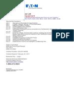 GSA Catalog FSS Price List Power Distribution Equipment GS-07F-9460G