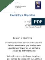 Clase 01 Fundamentos de Kinesiologia Deportiva