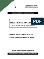 Mecatronica 201220