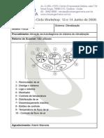 Ford - Focus - Procedimento Para Auto Diagnóstico