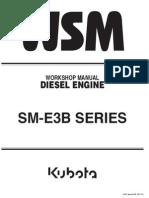 Kubota d722-e3b - Workshop Manual