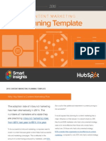 Content Planning Template_SmartInsights
