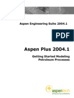 AspenPlus2004[1].1GettingStartedPetroleum