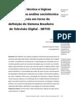 v26n2a12 Democracia Técnica - Redes Socio