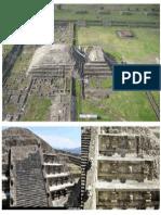 Ciudadela&Templo Quetzalcoatl Teotihuacan