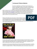 I Migliori Sensitivi Cartomanti Vittoria Roberto