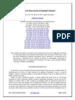 Ley Para La Protección de La Propiedad Vehicular Ley 8-1987