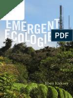 Emergent Ecologies by Eben Kirksey