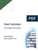 Process Transformation