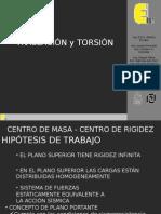 RIGIDEZ TRASLACIONAL - ROTACIONAL