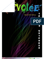 The MSIT Voice (March 2010 Edition)