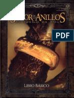 El Señor de Los Anillos - Coda - Libro Básico