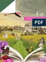 Timber Press spring 2016 catalog