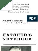 Hatchers Notebook
