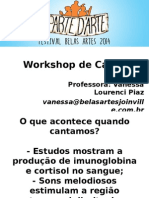 Workshop Canto