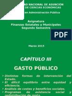 9. Finanzas Estatales y Municipales _ Clase 2- 18 Mar Cap 3