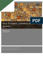 Tocapus Ceramics Queros