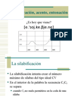 Nivel Fónico 3- 2012 - Silabificacion