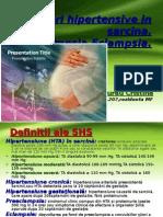 Stari Hipertensive in Sarcina