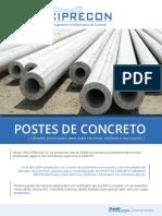 Postes de Concreto