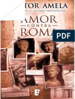 Amor Contra Roma - Victor Amela