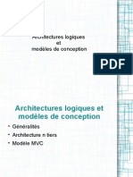Architecure N-Tiers et MVC