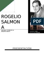 Rogelio Salmona Historia Latinoamericana Contemporanea