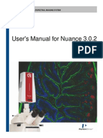User's Manual for Nuance 3.0.2