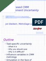 Model-Based Measurement Uncertainty (2)