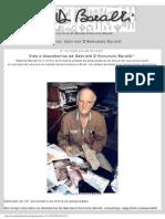 Vida e Descobertas de Gabriele D'Annunzio Baraldi