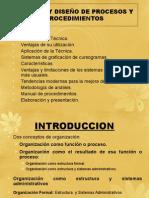 Análisis y Diseño de Procesos y Procedimientos