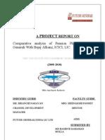 project report of Md Hasibur Rahaman Molla B-26