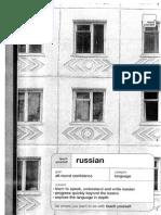 1 Teach Yourself Russian Book