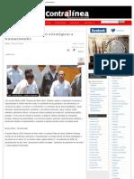 Entrega Calderón áreas estratégicas a trasnacionales