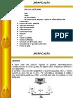 Lubrificação - Propriedades