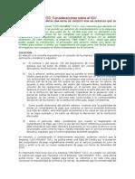 CASOS PRÁCTICOS- Consideraciones Sobre El IGV