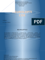 FARMACOLOGIA NEUROLEPTICOS